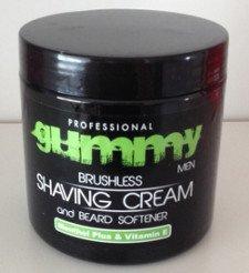 Fonex Gummy Rasiercreme - Für eine effektive Nassrasur